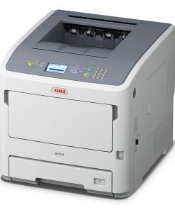 Oki B731dn mono printer