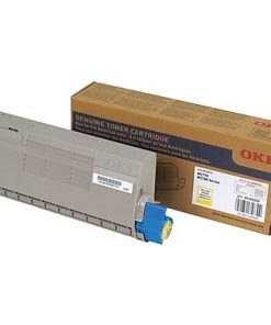 Oki MC770/MC780 Yellow Toner 45396209