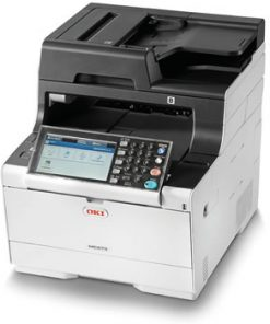 oki MC573dn color MFP