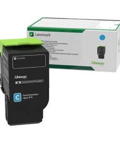 Lexmark C2310C0 Cyan Return Program Toner