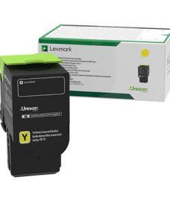 Lexmark C2310Y0 Yellow Return Program Toner