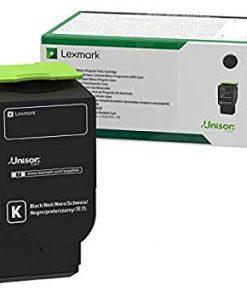 Lexmark C231HK0 Black High Yield Return Program Toner