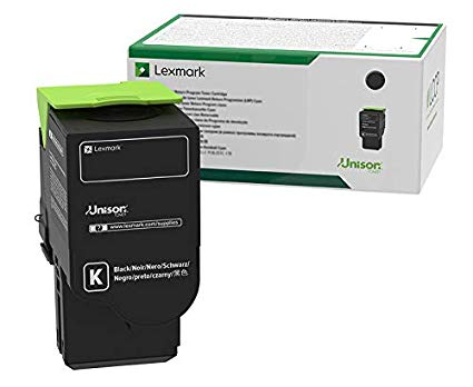 Lexmark C231HK0 Black High Yield Return Program Toner