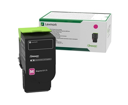 Lexmark C231HM0 Magenta High Yield Return Program Toner
