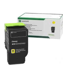 Lexmark C231HY0 Yellow High Yield Return Program Toner