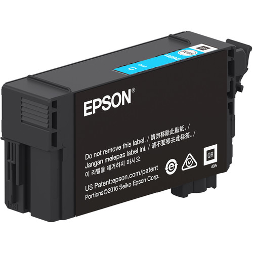 Epson T40W220 UltraChrome XD2 Cyan ink