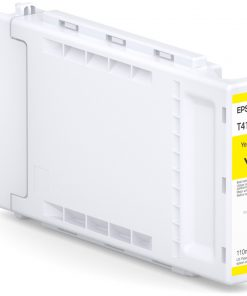 Epson T41W UltraChrome XD2 Yellow ink T41W420