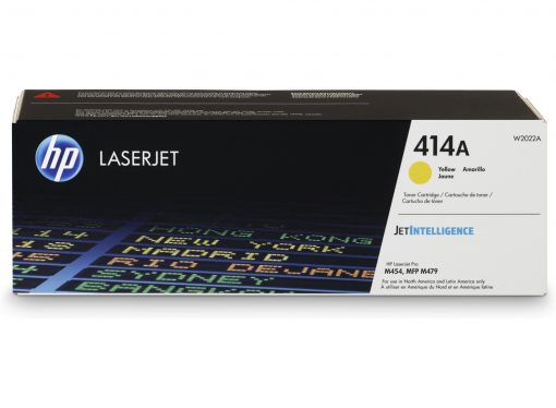 HP 414A standard yield Yellow toner