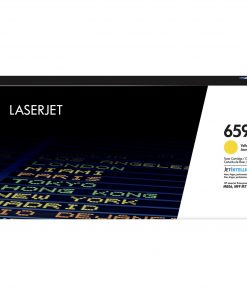 HP 659A Yellow Toner Cartridge