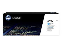 HP 659X High Yield Cyan Toner